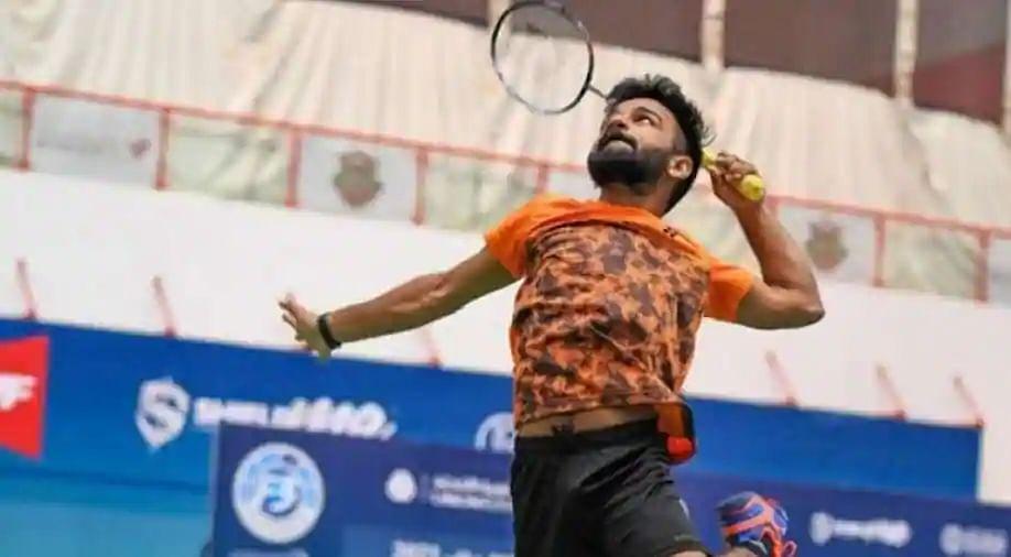 Para-shuttler Krishna Nagar wins gold for India in men's singles SH6 category