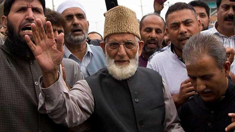 Syed Ali Shah Geelani, Kashmiri separatist leader, passes away