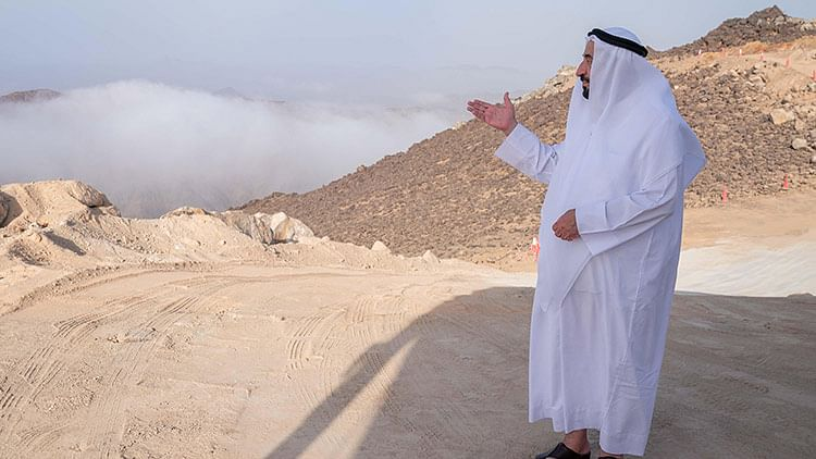 Sharjah plans new tourist destination at a height of 850-metres above the sea level
