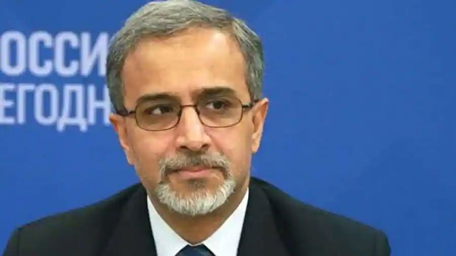 India, Russia have 'common position and approach' on Afghanistan, says envoy Venkatesh Varma