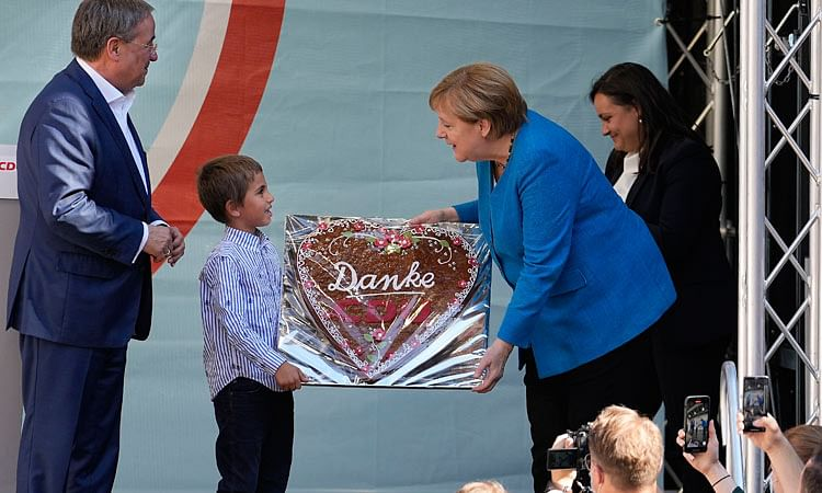 Merkel prepares to bow out of German politics after 16 years in power