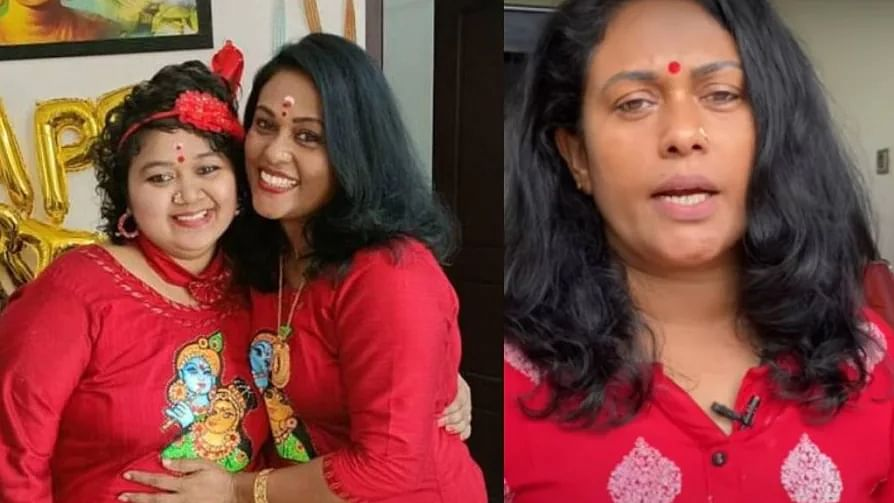 Malayalam actor Seema G Nair receives Mother Teresa Award