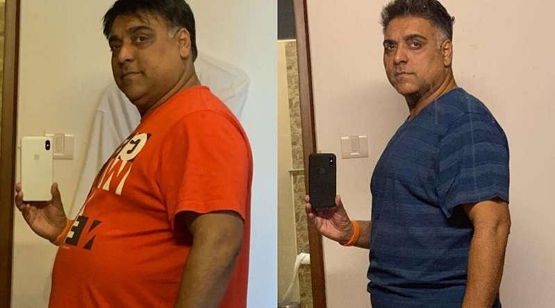 When Ram Kapoor gave up on 'normal food' and fasted for 16 hours a day to transform his physique