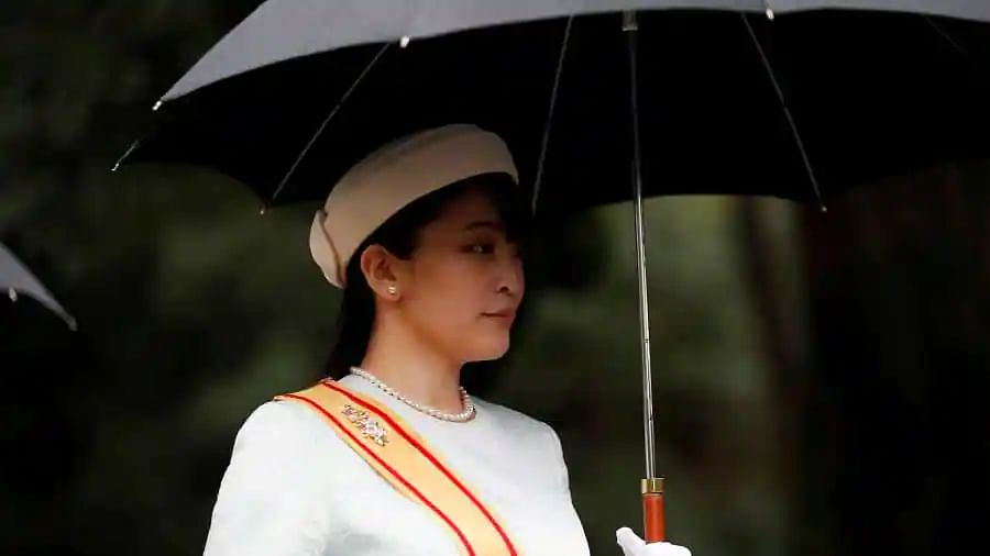 Japanese Princess to give up royal title, 150 million yen to marry commoner: Reports