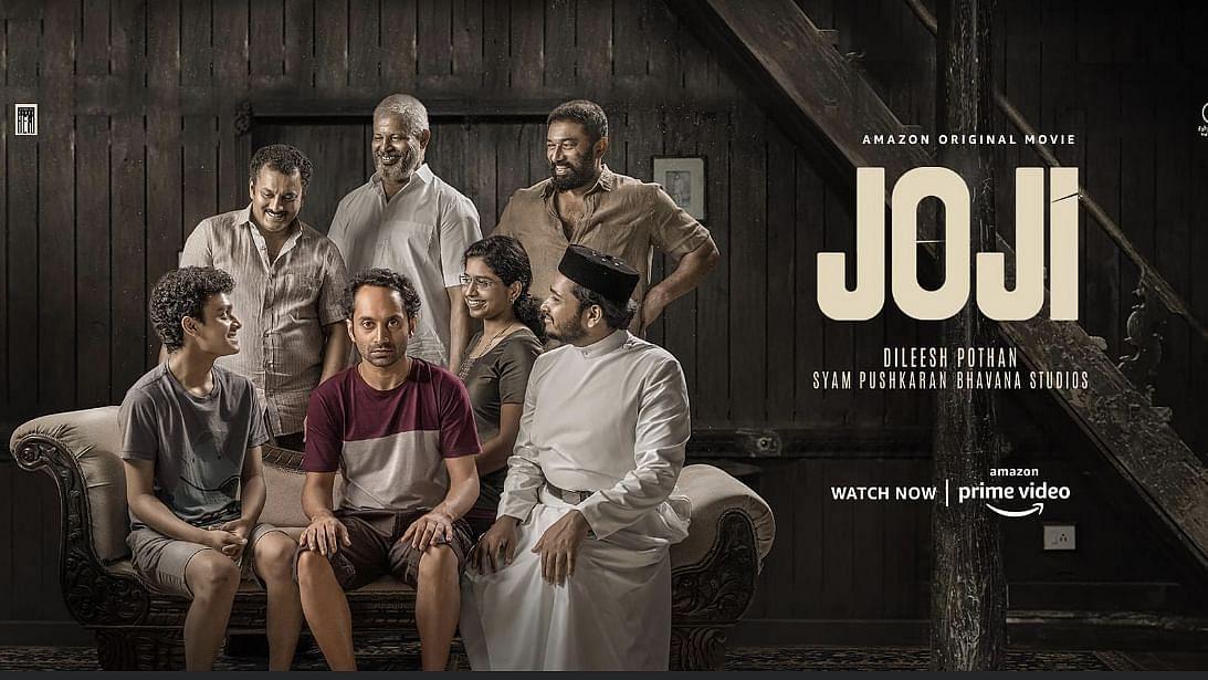 Fahadh Faasil's 'Joji' wins top honour at Swedish International film fest