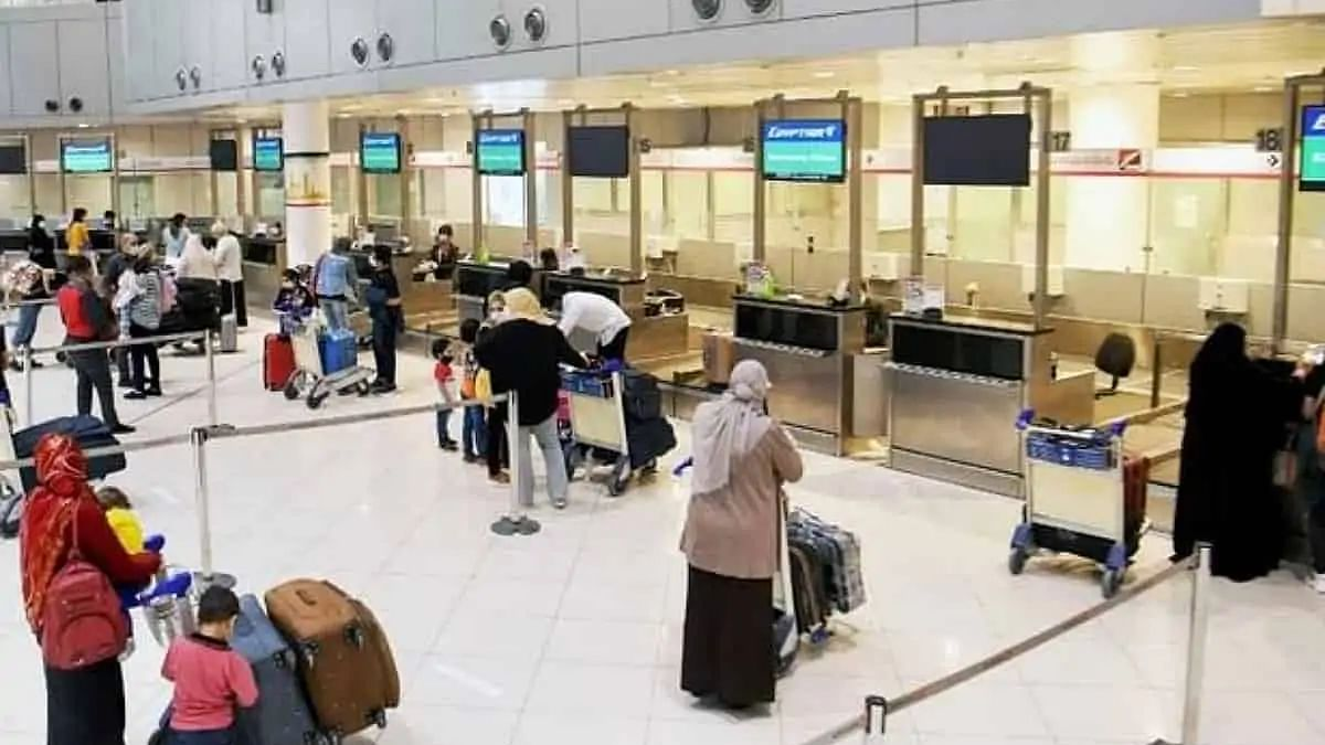 Kuwait airport to operate at full capacity within two weeks