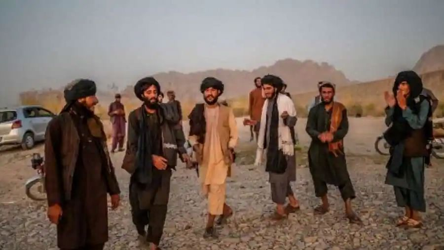 'We're not doing anything bad': Young Taliban dancing to a different tune