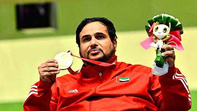 Aryani hits bullseye, shoots down UAE's first gold at Tokyo Paralympic Games