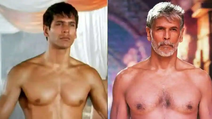 Watch: Milind Soman sets the internet on fire as he recreates his iconic look from 'Made In India'