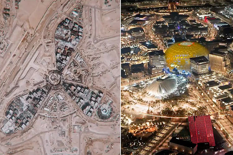 Timelapse video shows Dubai's eight years of dedication for Expo 2020