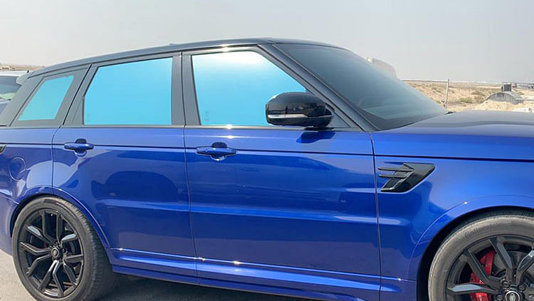 Dhs1,500 fine for exceeding car tinting limit in Abu Dhabi