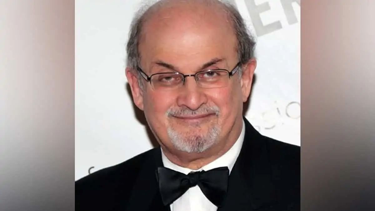 Salman Rushdie plans to return to India for his next book