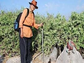 Meet Dr Sudha Mahalingam, 70-year-old solo traveller who has visited 66 countries in last 25 years