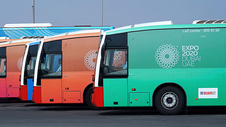 Free bus rides to Expo 2020 Dubai site: Know the pick up locations and timings