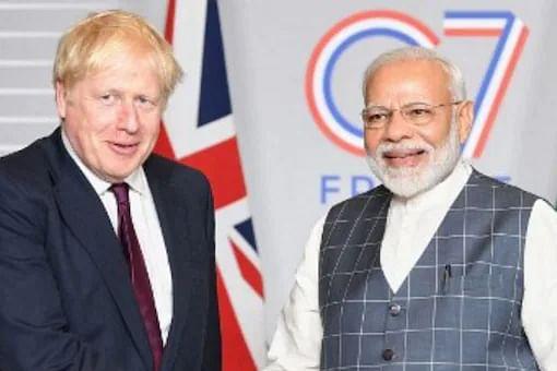 UK PM Boris Johnson dials PM Modi; Covid, recognition of CoWIN certificate topped agenda