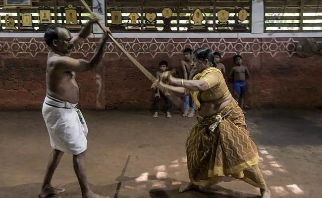 Meet Meenakshi Amma who keeps Kerala's martial art alive