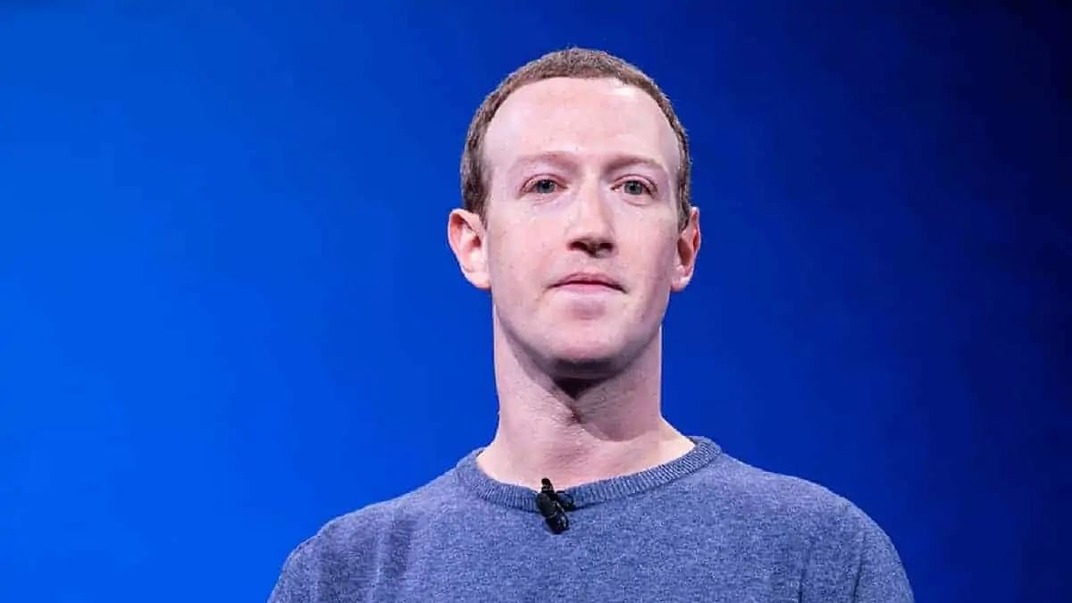 Mark Zuckerberg no longer among top 5 richest persons in the world
