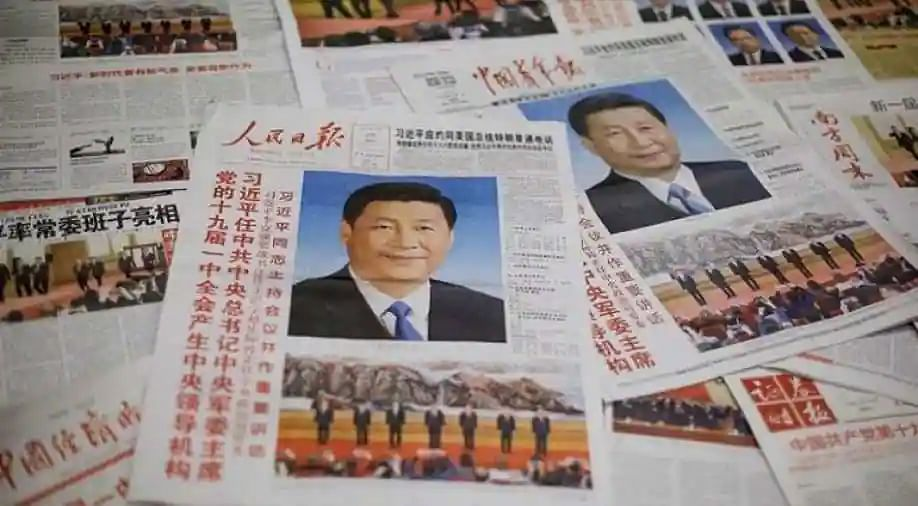 China plans to ban non-Communist media outlets in a further blow to free speech