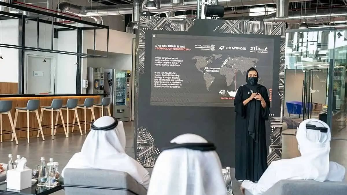 Abu Dhabi launches tuition-free coding school without teachers