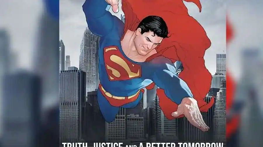 Superman, Wonder Woman in 'disputed Kashmir' draws angry reactions online