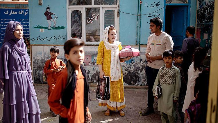 Afghan girls return to schools in Kunduz province