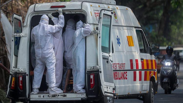India logs 18,346 new coronavirus cases, 263 deaths