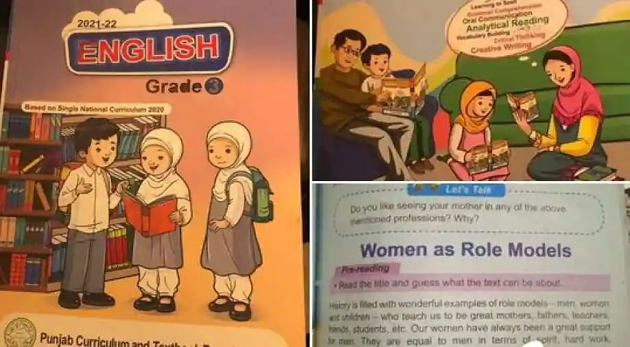 'Sexist' Pakistani school textbooks are sparking backlash over gender