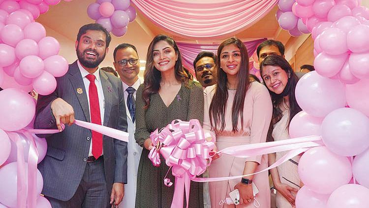 Kerala star Mamta Mohandas opens cancer centre