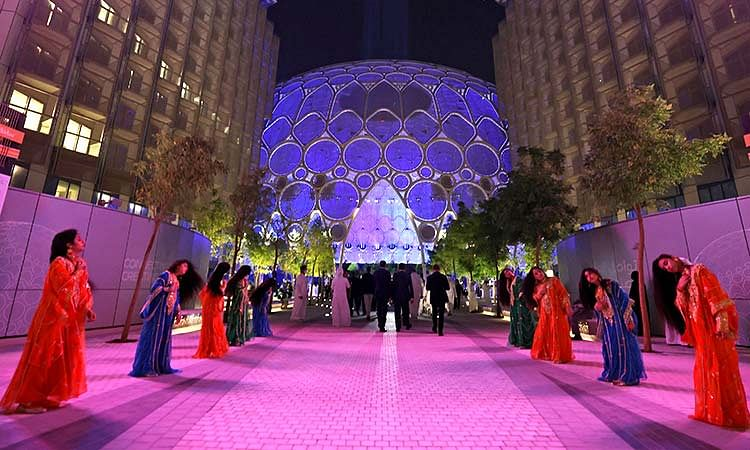 Expo 2020 Dubai renames Innovation Gallery to honour Sheikh Mohammed's former teacher