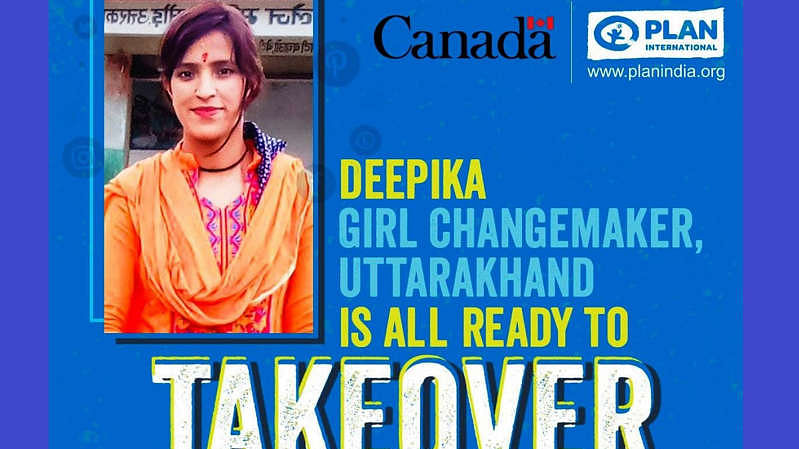 Uttarakhand girl to head Canada's mission for a day