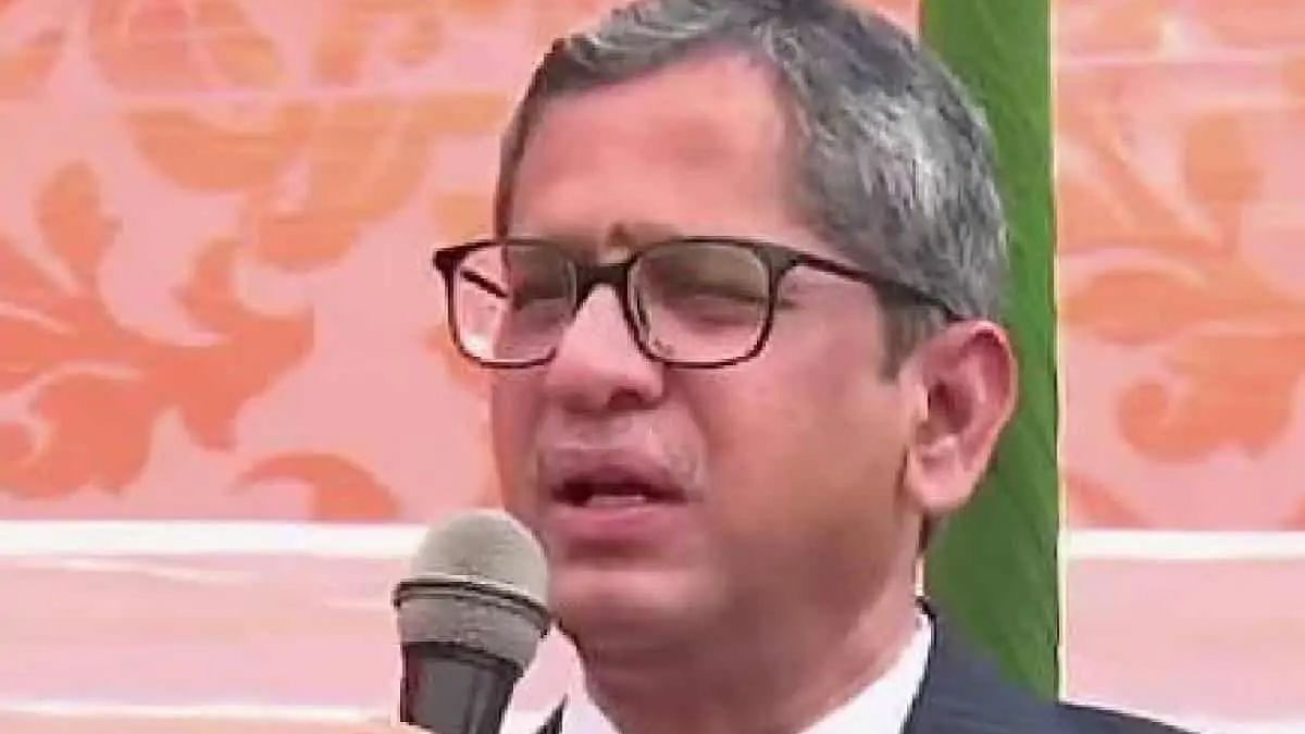 Nearly 20% of judges have no place to sit, 42% of courts lack toilets: CJI