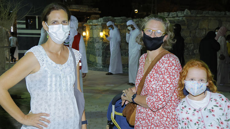 Guidelines for tourists planning to visit UAE