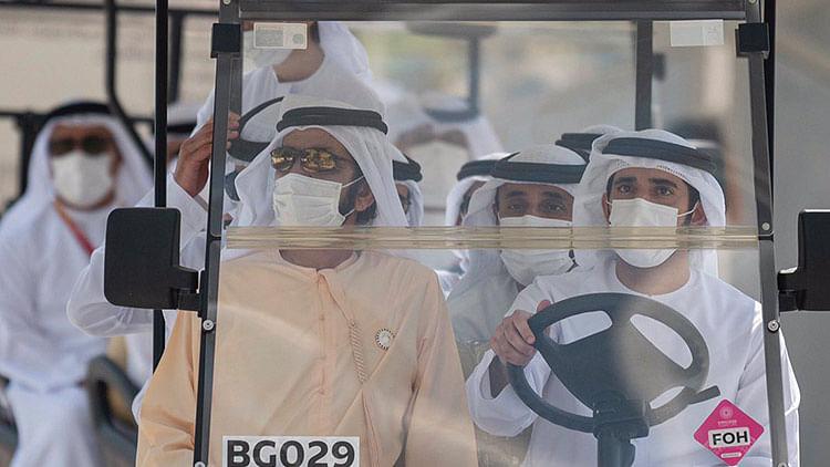 Sheikh Mohammed tours Expo 2020 Dubai, visits UAE, US, China and Kazakhstan pavilions