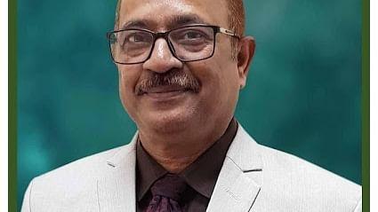 OBITUARY Mr. Rajendra Kumar Harshwal Office Superintendent (FAIPS-DPS)