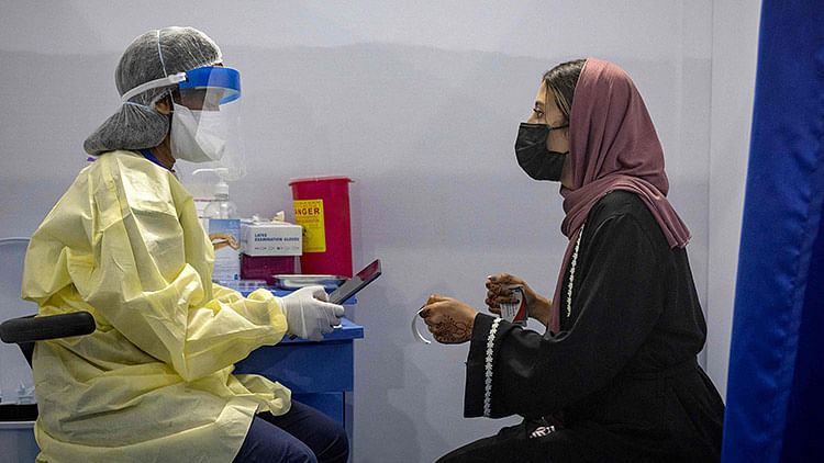 UAE reports lowest COVID-19 cases in 24 hours