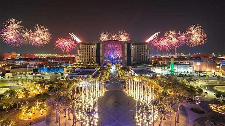 Dubai meets great 'Expo'ctations