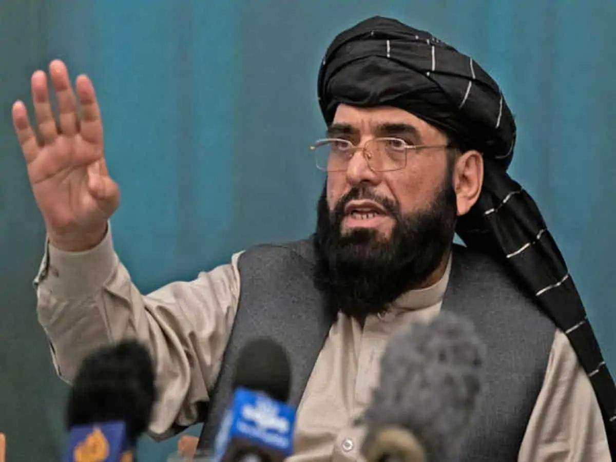 Taliban say they won't work with US to contain Islamic State