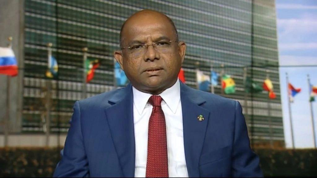 I took India's Covishield, majority of nations received it: UNGA President