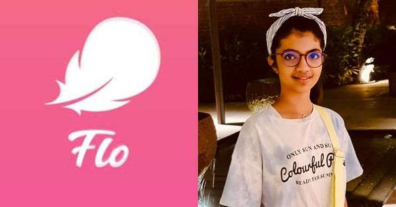 11-year-old saw her friends struggling so she made an app to break taboo about menstruation