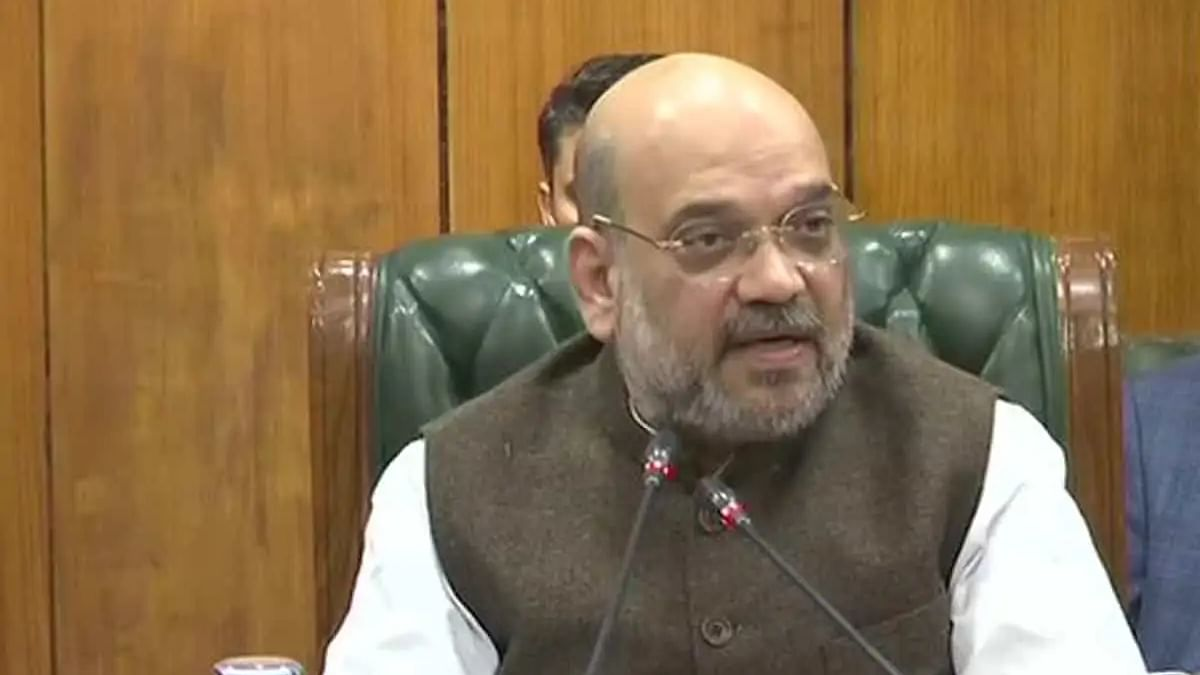 Amit Shah calls uneducated people 'burden on India'