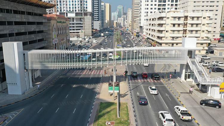 Sharjah plans smart system to ease traffic flow