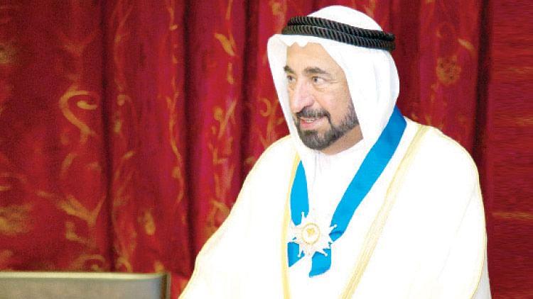 Sheikh Sultan receives Armenian Honour Award