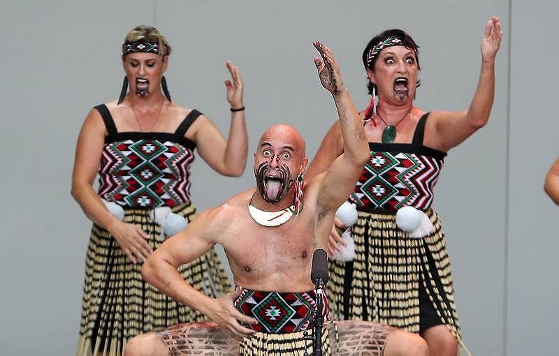 New Zealand Maoris' Kapa Haka wows audience at Expo 2020 Dubai