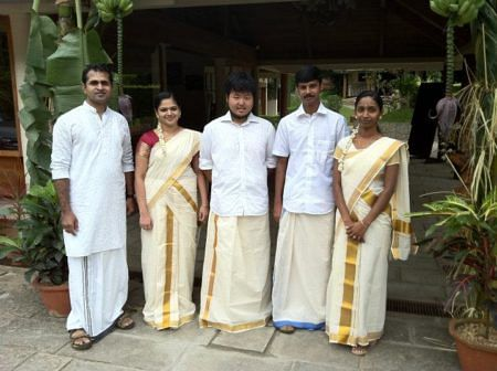 Convocation robes gone, upcoming doctors to wear Kerala style attire on graduation day