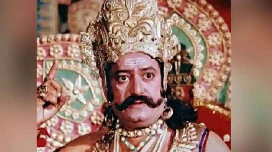 Arvind Trivedi, best known as Raavan of 'Ramayan', dies at 82