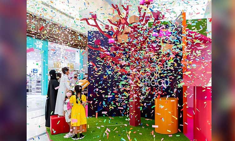 Rahmania Mall launches 'Unbox a World of Surprises'