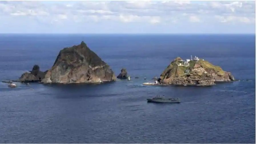 Not storm in a teacup: Korea, Japan fight over 'islands' in curry