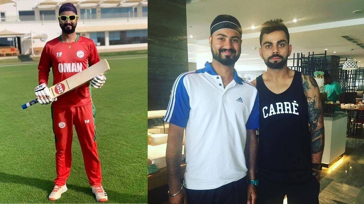 My family now has two countries to cheer for, says Ludhiana-born Oman cricketer