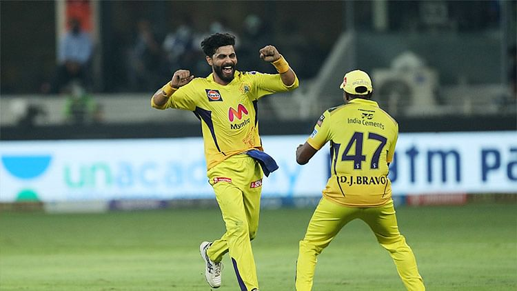 Chink in Knight's armour hands Chennai fourth IPL title