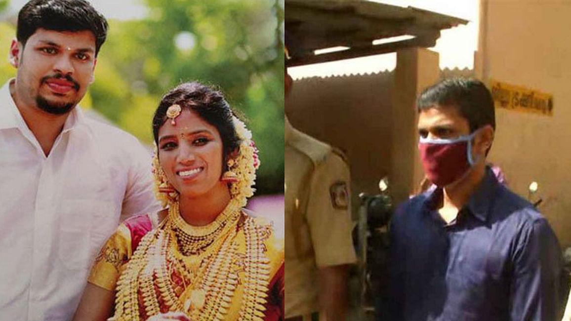 Uthra Murder Case: Husband Sooraj who murdered wife inducing snake bite sentenced to life